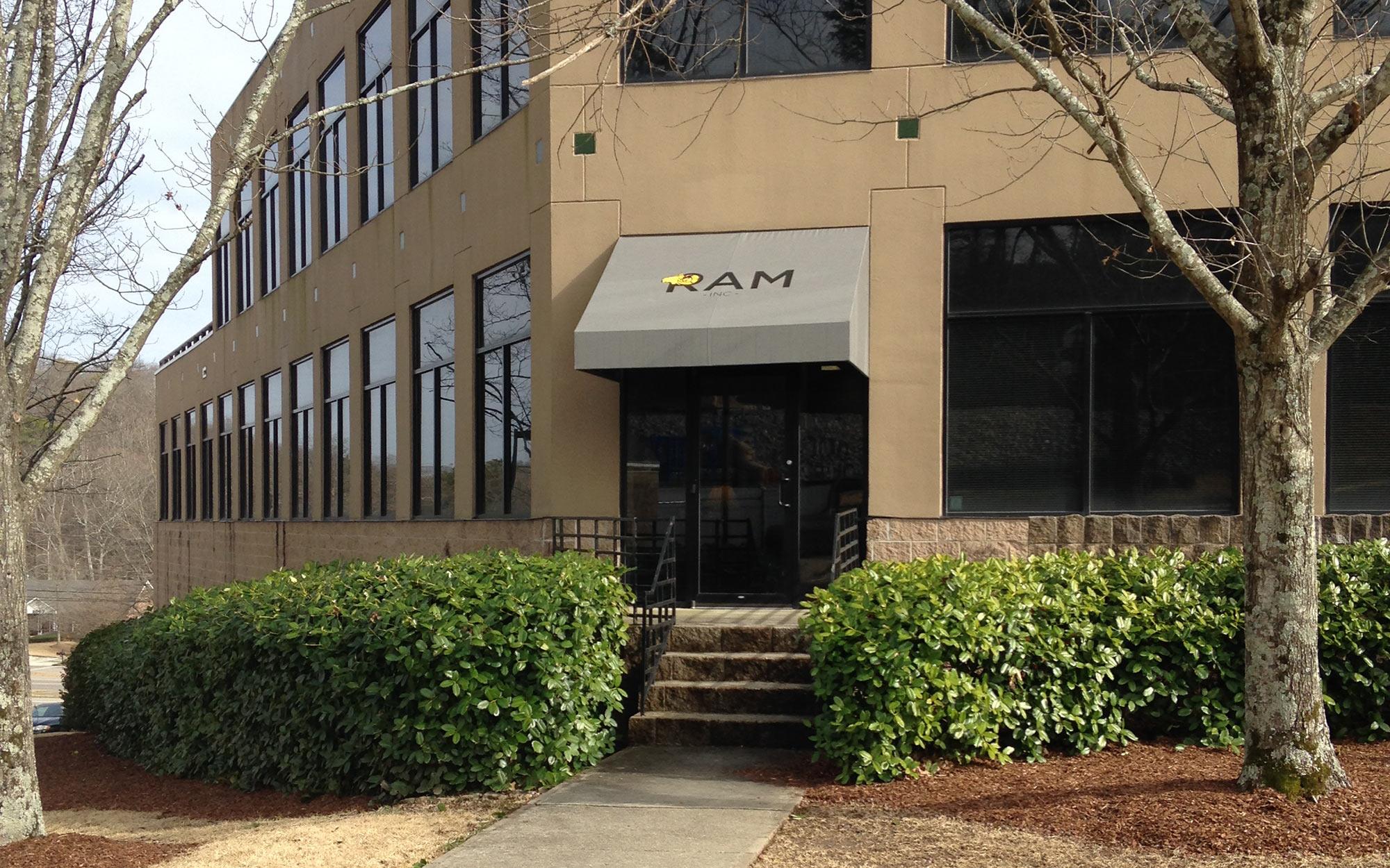 RAM Inc. Office